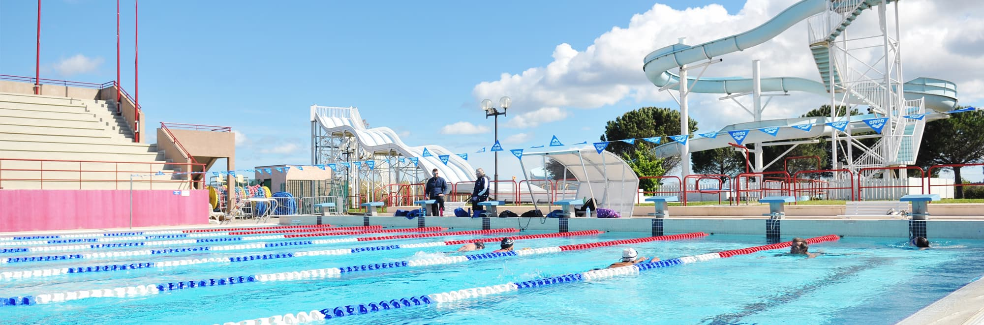 Espace de liberté du Grand Narbonne - Espace Aquatique Outdoor