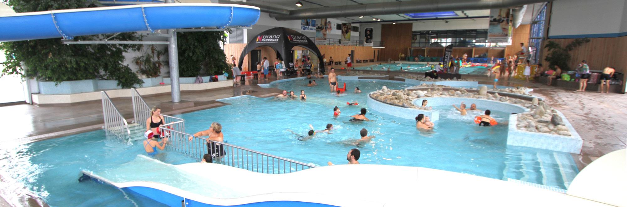 Espace de liberté du Grand Narbonne - Espace Aquatique Indoor